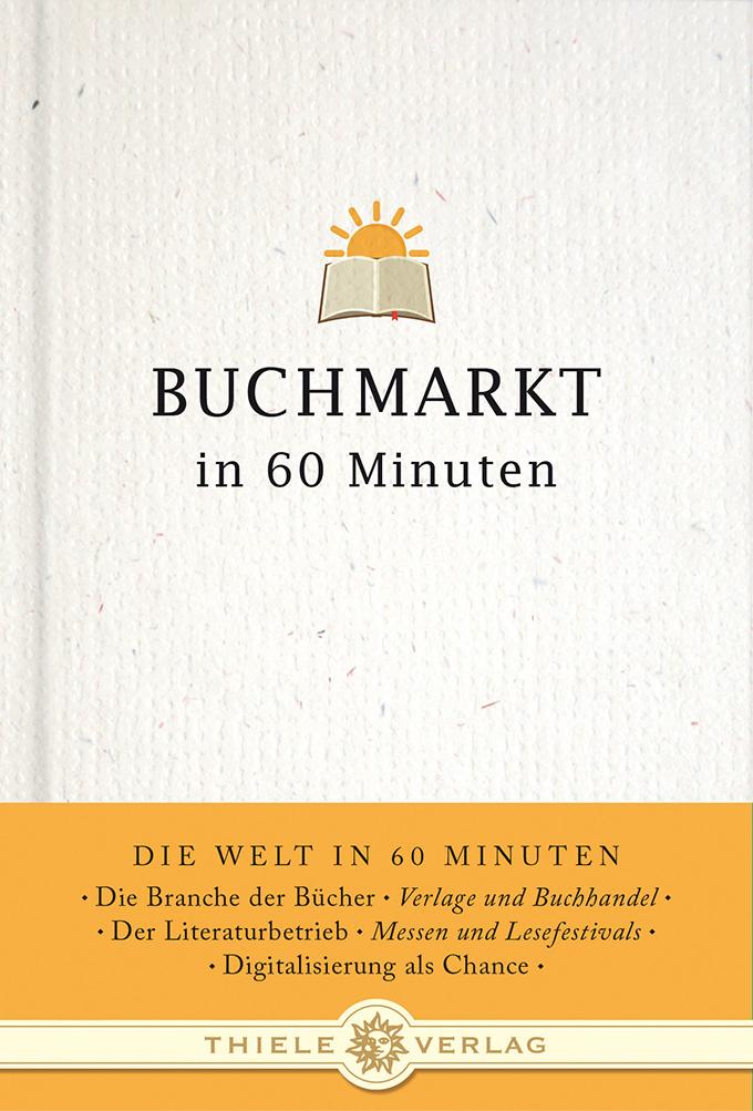 Buchmarkt in 60 Minuten
