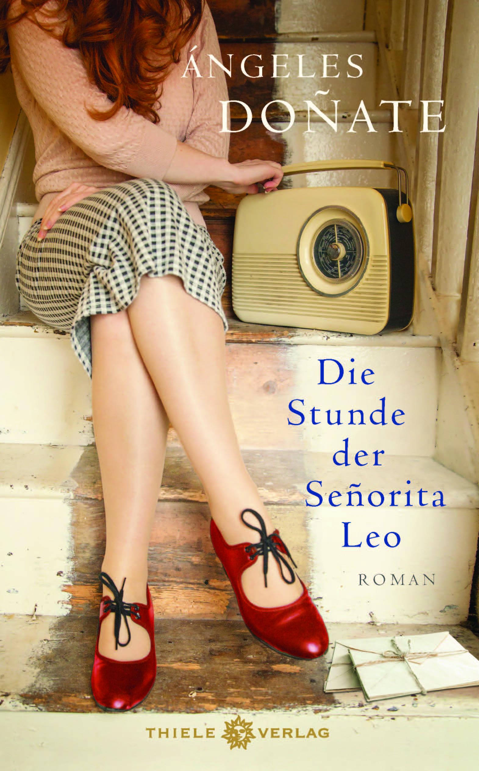 Buchcover Die Stunde der Señorita Leo