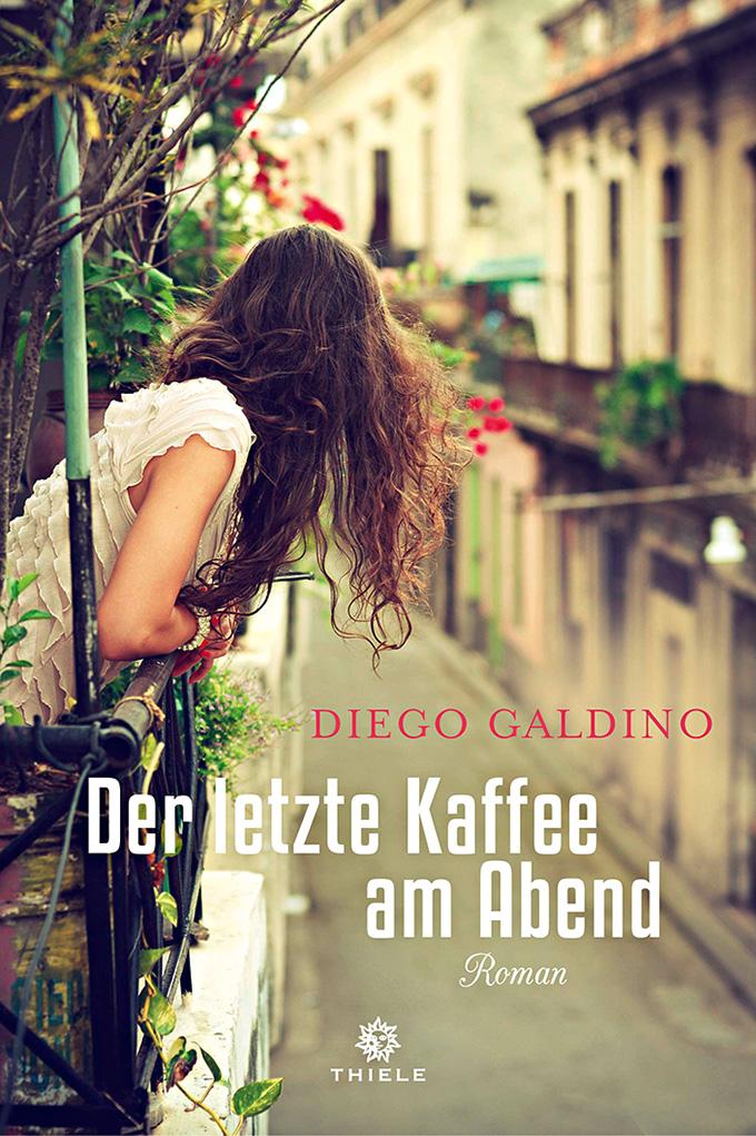 Diego Galdino, Der letzte Kaffee am Abend (Buchcover)