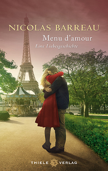 Nicolas Barreau • Menu d'amour