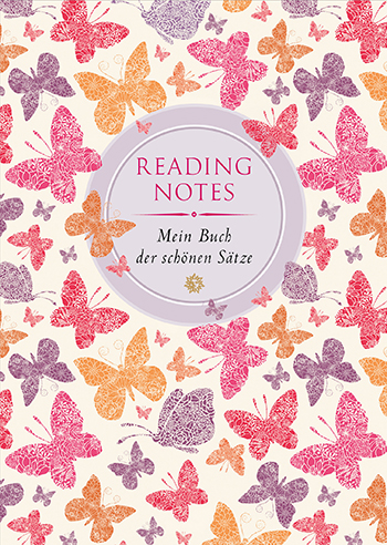 Reading Notes • Schmetterlinge