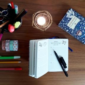 Drei-Jahres-Journal »Memories«