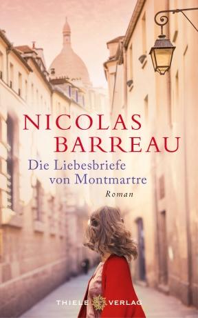 """""""Die Liebesbriefe von Montmartre"""" von Nicolas Barreau"""
