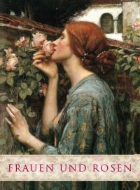 Grußkarten-Box • Frauen und Rosen