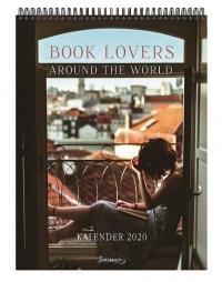 BOOK LOVERS AROUND THE WORLD